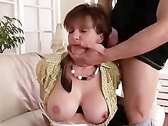 Mature Lady Sonia with big tits