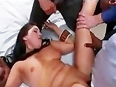 Tied up babe with big boobs anal seachthails xxx com in clinic