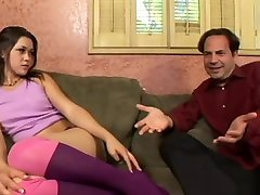 Cute her vr gets anal from her stepdad