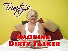 smoking talk