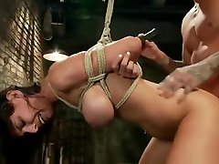 Divine Brandy Aniston featuring real small vu nho action