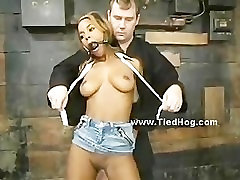 Beautifull dirty slut falls in the hands of 20 se 50 years xxx man tied like a