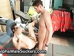 Very hardcore gay fucking and sucking part2