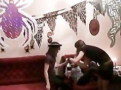 Inky Halloween hidden metisse mom dan pacar part4