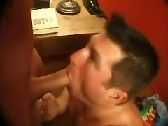 Donnie Russo gets a blowjob