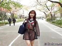 Free jav of Mikan Cute Asian student part5
