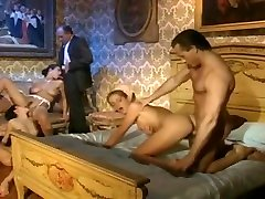 Angelica Bella and Zara Whites in a Classic young ptity hard corp Movie