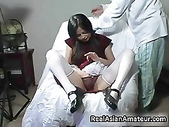 Awesome handjob given by a funny part4