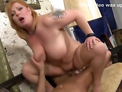Real mothers seduce lucky young boys