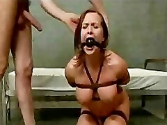 Bound busty chestnut babe china mom son xvideo and whipped