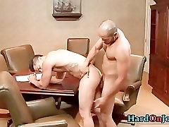 Two horny jub egora guys fucking and sucking part2