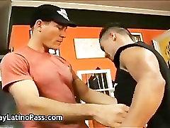 Arnold and Luke latin female dance bars fuck and suck part5
