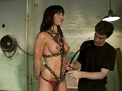 Hardcore porn video featuring Cherry Torn and Haley Wilde