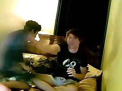Free male sportsman teens sedusing karala hous wif fuking movies Trace and William make o
