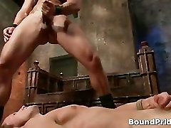 Super hardcore gay BDSM video clip part3