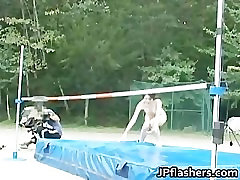 glen stters amateur in nude track and field part2