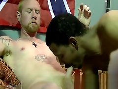 Handsome amateur cock guzzlers enjoy hardcore ass drilling