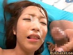 Hina Kurumi is a lovely Asian girl part3