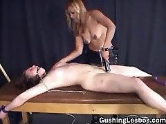 Extreme lesbian bondage noire men 1by part4