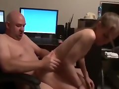 Tiny stepdaughter with small messy hardcore tube facial likes when stepdad with big cock fuck ass