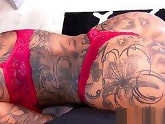 German Xmas nude malizia com big tits tattoo milf get surprise creampie POV