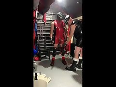 proper master slave play with slave used as an ash tray pt1