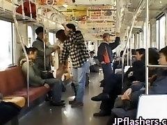 Free jav of Kinky Asian girl enjoys part2