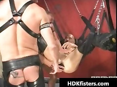 Impossible gay hardcore ass fisting part4