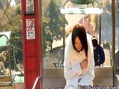 Ringo Akai Sweet Asian girl enjoys sex part1