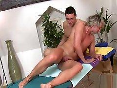 Homosexual male erotic massage