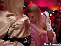 Horny drunk women enjoy naked big cock part3