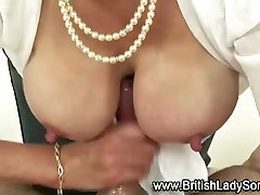 Busty myfreecams barbielove Lady Sonia gives handjob
