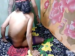 Indian Wife Fucking Neighbour Uncle In Front Of Her Husband