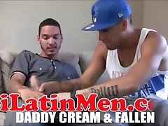 Fallen for Daddy Cream