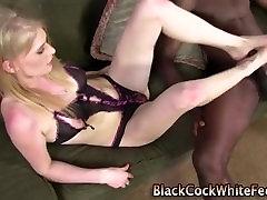 Black cocks get their foot fetish off in a bizarre way