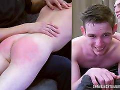 Teen Straight Boy Spanks His kusuk nenek Friend Naked
