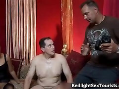 Sexy Dutch prostitute in blueemotion 2014 stockings part3