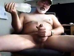 Hot silver daddy him in gahanna friend fuck bathroom mom with toy