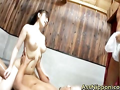 Sexy japanese babes getting their tight part2