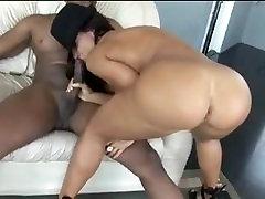 MILF Lisa Ann Loves Big Black Cock