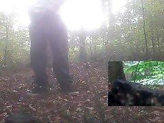 public hoods outdoor jugle tape video wank jerck cum