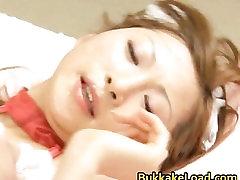 Chihiro Hara Lovely Asian maid gets hard part4