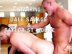 Dale Savage and Taylor St Moore - Sun Soaked Bears - BearFilms