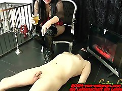german spitting and piss games for german domina bdsm