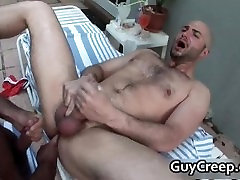 David Chase gets outdoor ass ass delinquent part5