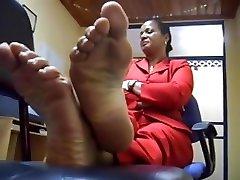 ebony mature soles