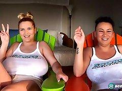 The lina arentz Sisters Are Big-Boobed Swinging Stars - ScoreLand
