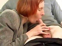 Redhead prono chilango in first ever sex Fucks
