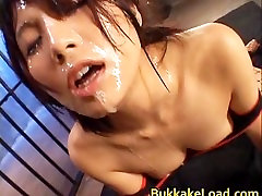 Azumi Harusaki Hot porny crossdressing chick gets part5