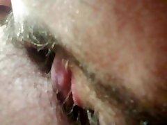 Sexy horndog licks xnxx yub tub milfs sweet, wet pussy